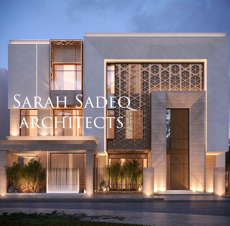 Sarah Sadeq Architectes In 2019