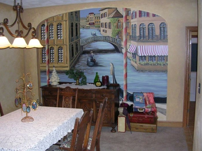 21 Best Images About Tuscan Wallpaper On Pinterest