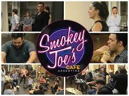 """Smokey Joe`s Cafe"" Teatro ""La Comedia"" Dir. Alejandro Guevara.  Escenografìa: Alejandro Goldstein"