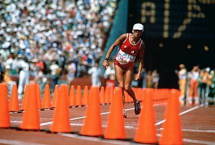 Gabrielle Andersen Los Angeles Marathon