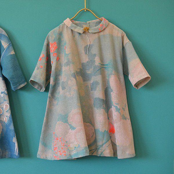 Nani Iro - Komorebi Linen - Color B