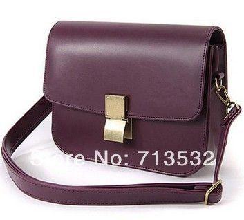 2013 NEW WOMEN vintage fashion shoulder bags neon color leather handbags desigual small cross body bag free shipping Q127 $22.09