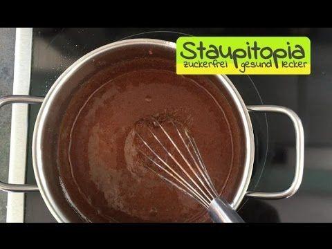 Wie du Schokolade ohne Zucker selber machen kannst! - Staupitopia Zuckerfrei