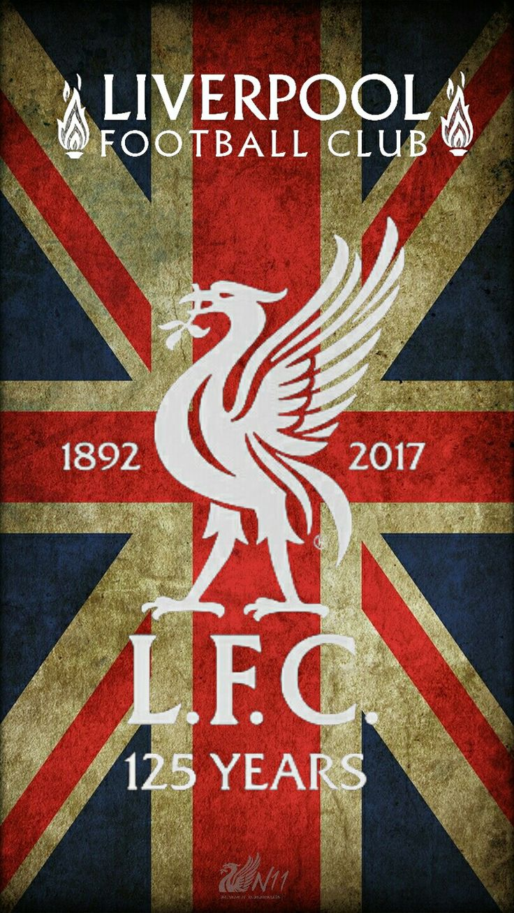 Liverpool FC 125th anniversary.