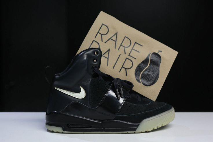 nike air yeezy 1 kanye west promo sample sneaker