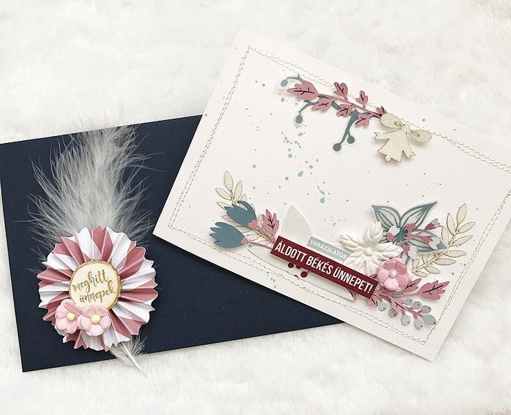 Christmas cards by Réka Turóczi
