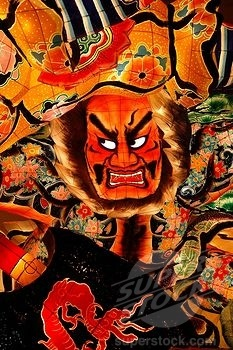 Aomori Nebuta. We were in Aomori during the Winter, there was deep snow and it was a lot of fun and a special experience. #japan #aomori