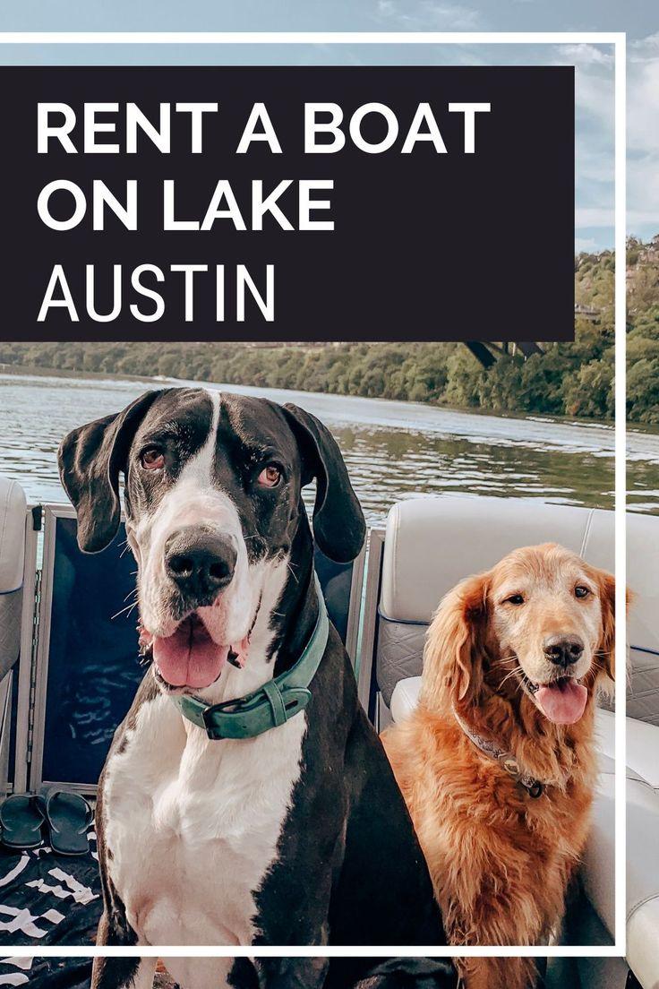 Austin boat rentals in 2020 lake travis boat rental