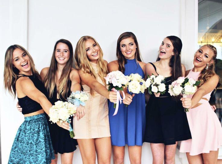 @hallefancher #prom #bestfriends #senior #formal