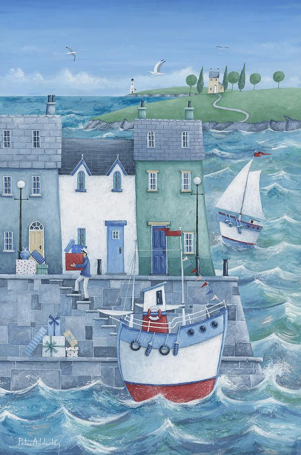 Harbour Gifts By Peter Adderley.