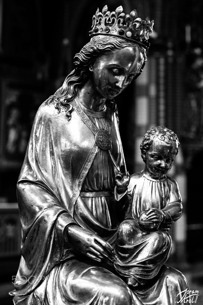 Mother Mary by Joram Krol on 500px