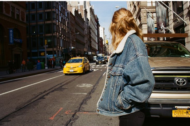 #brandyusa 【white fur lined jean jacket】
