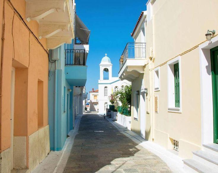 Elegant Andros island (Άνδρος)