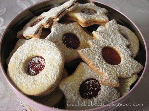 Próba generalna przed świętami :)) He he mój synek nie mógł się już doczekać wykrawania ciasteczek foremkami i postanowiliśmy zrobić wła...