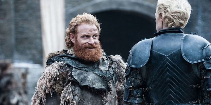 [MAIN SPOILERS] An R-Rated Brienne and Tormund Conversation Was Cut From the Game of Thrones Premiere