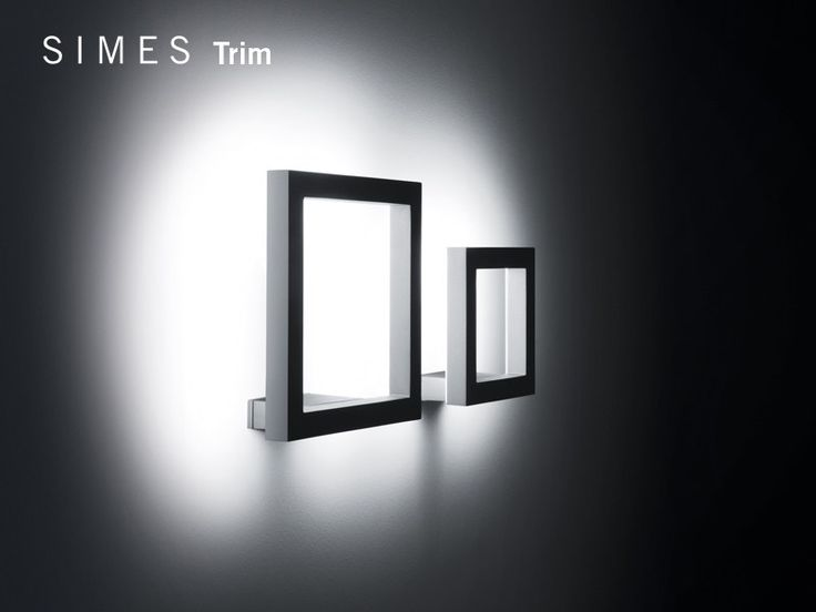 Applique a LED a luce indiretta in alluminio TRIM | Applique a LED - SIMES
