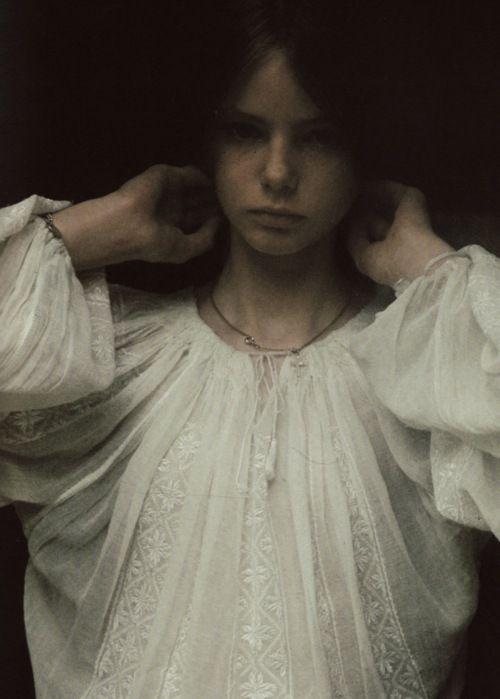 La Jeune Fille by David Hamilton, 1978