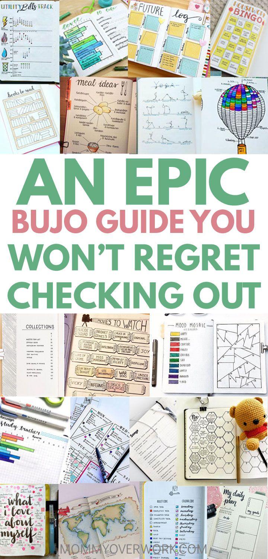 Bullet Journal: TRUE ULTIMATE Guide to Bullet Journaling