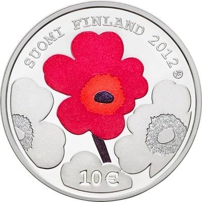 Armi Ratia and Industrial Art / Finland Coin / Marimekko