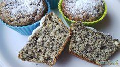 Mákos túrós muffin  1 tojás 150 g túró édesítő (nálam 20 g Diawellness négyszeres erejű édesítő) 50 g zabkorpa 30 g darált mák 1 ek olvasztott kókuszolaj 1 kk sütőpor egy kevés reszelt citromhéj kb. 0,7 dl víz tetejére szóráshoz: poreritrit