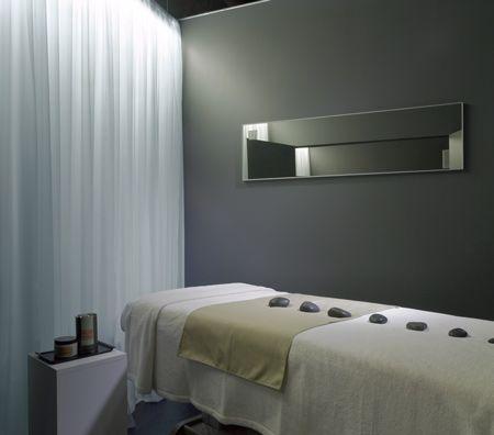 Simple but nice Massage Room/Massage interior