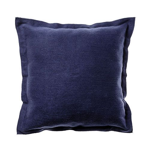 Aberdeen Indigo Cushion