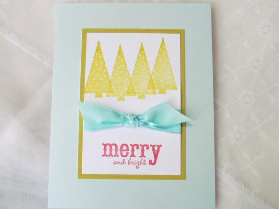 179 best handmade christmas cards images on pinterest handmade merry bright handmade christmas made it yourself solutioingenieria Images