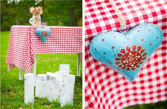 inspirace svatebního obřadu