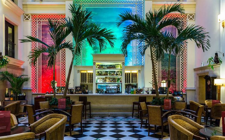 A guide to the best hotels in Havana, Cuba, featuring the top places to stay   for rooftop pools, buzzing cocktail bars, Old Havana charm, sea views, cigar   rooms and contemporary art