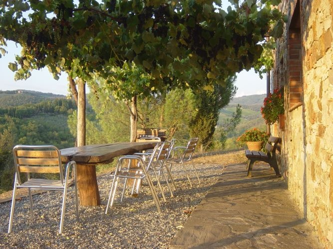 Stay in the heart of #Chianti #Tuscany  http://www.chianticashmere.com/Vacation-Rental/