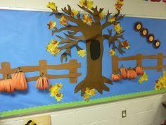 Resultado de imagem para pumpkin bulletin board ideas
