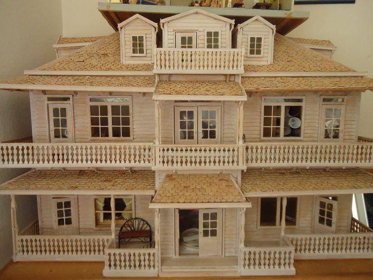 Victoriaans huis, mijn grote trots van de familie