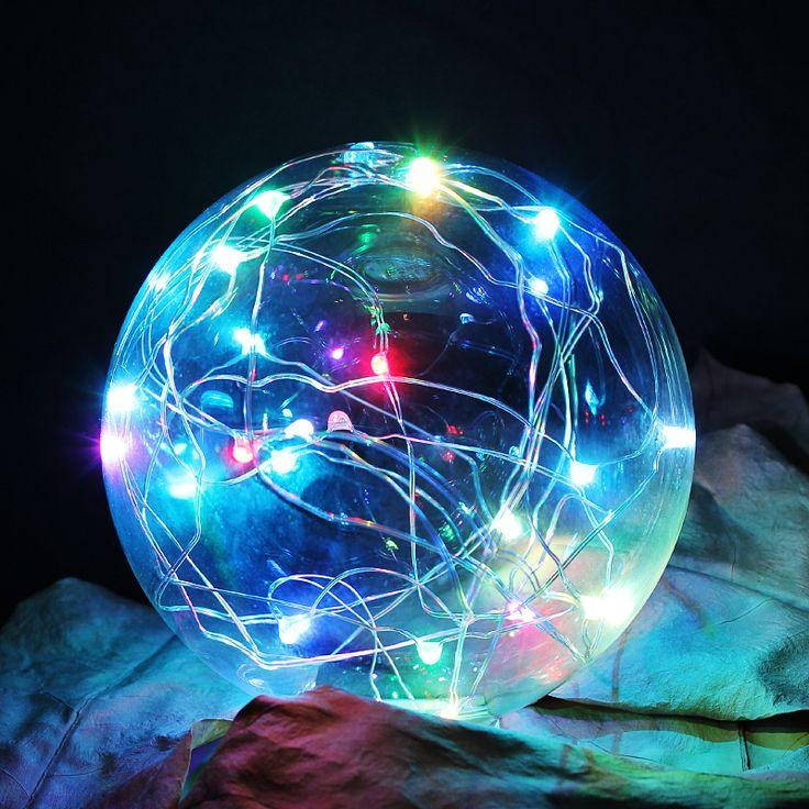 G95 Винтаж E27 Фея светодиодные лампы 110 В 220 В RGB свет Строка лампы накаливания Новогодние товары Праздничная Свадебная вечеринка Cooper строки лампы