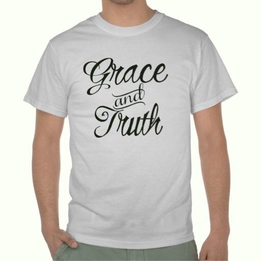 Grace AND Truth Basic Unixex Tee
