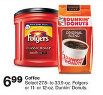Dunkin Donuts Coffee price match and coupon!