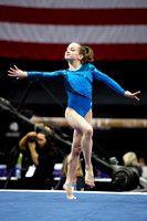 Norah Flatley- 2014 P&G Championships  Blue