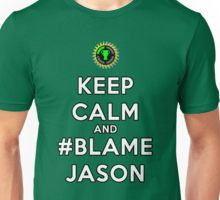 Game Theory - Keep Calm and #BlameJason [FANMADE] T-Shirt