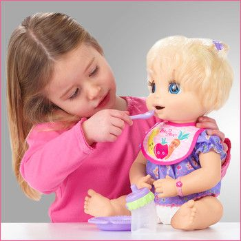 Baby Alive Doll And The Role Playing Games Http