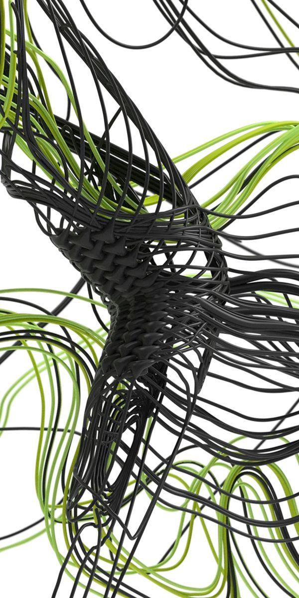 Nike Flyknit 2012 by deskriptiv _, via Behance
