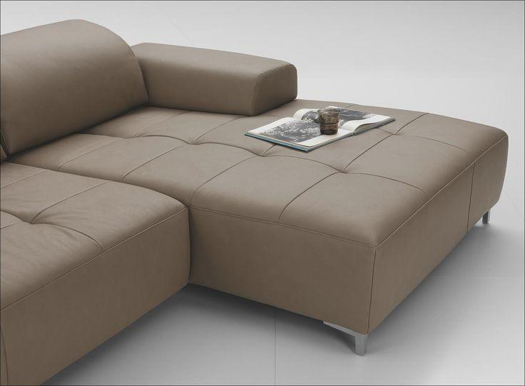 Sofa Mega mit Kopfteilverstellung - Ewald Schillig