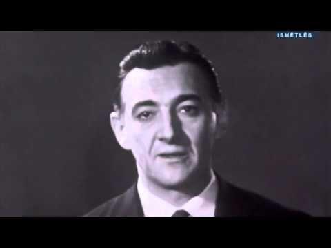 Sinkovits Imre - Szeptember végén - YouTube