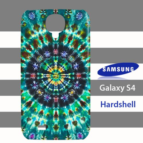 Peacockthrone Mandala Samsung Galaxy S4 Case Cover Hardshell