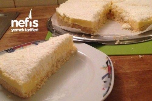 Hindistanli Muzlu Pasta Pişmeden Tarifi