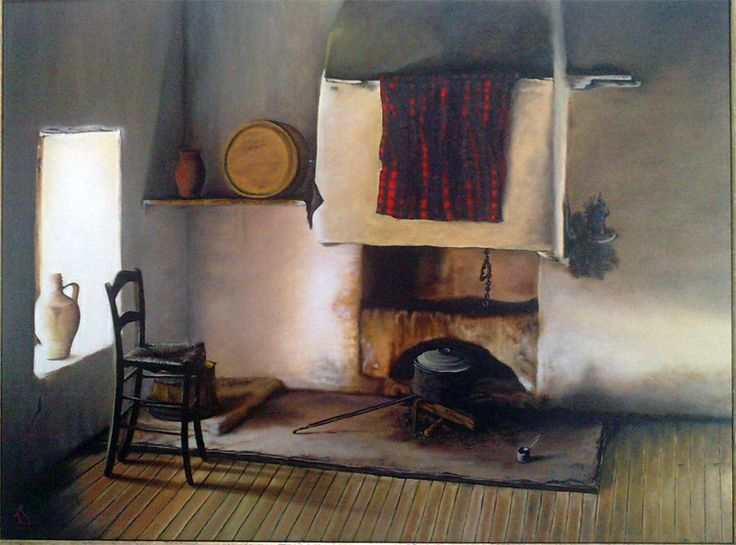 old country room 60X45