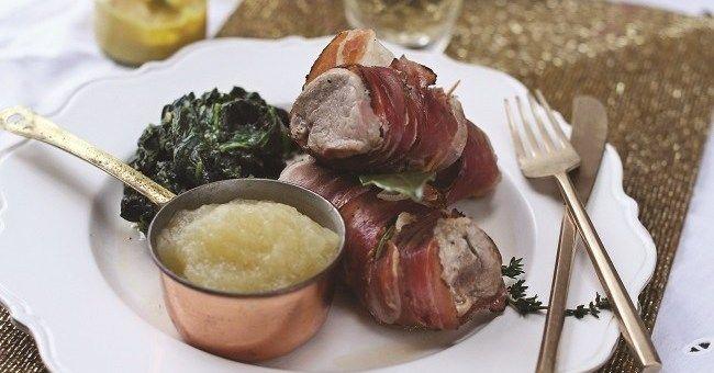 Pork Fillet Recipe | Eileen Dunne-Crescenzi | TheTaste.ie