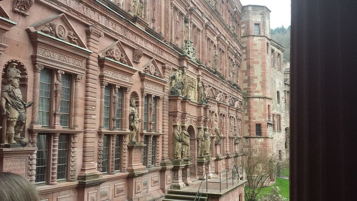 Heidelberg, Castle