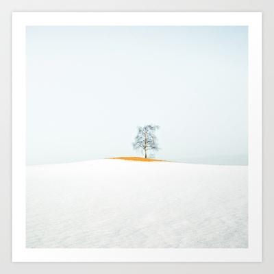 TREE Art Print by lilla värsting - $14.56