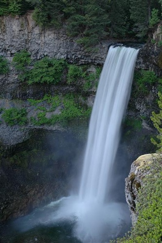 Brandywine Falls - Whistler - British Columbia by millardog, via Flickr  #whistler