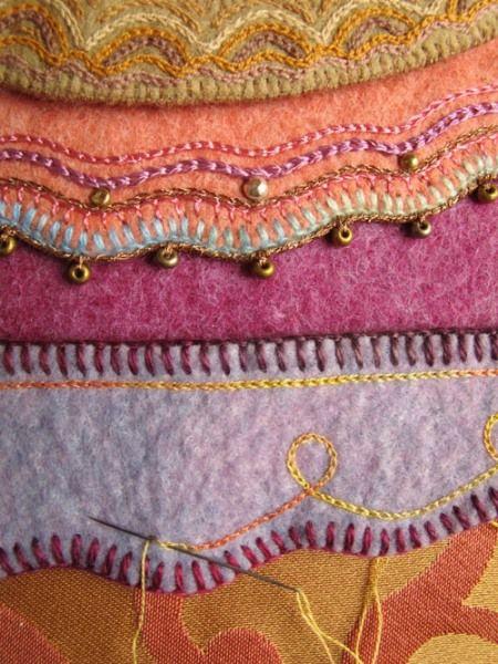 beautiful stitches