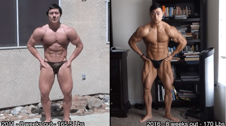 Check out this video of Matt Ogus.  THis is what he gets from 5 years of natural bodybuilding.  https://www.rawbarrel.com/video-5-years-of-natural-bodybuilding/
